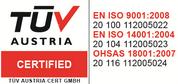 Certificat TUV
